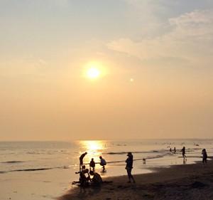 江ノ島海岸西浜