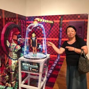 川崎市市民ミュージアム からくりトリックの世界
